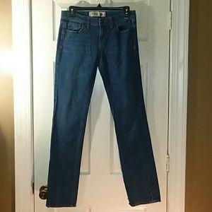 VGUC Victoria's Secret PINK Straight Size 6L